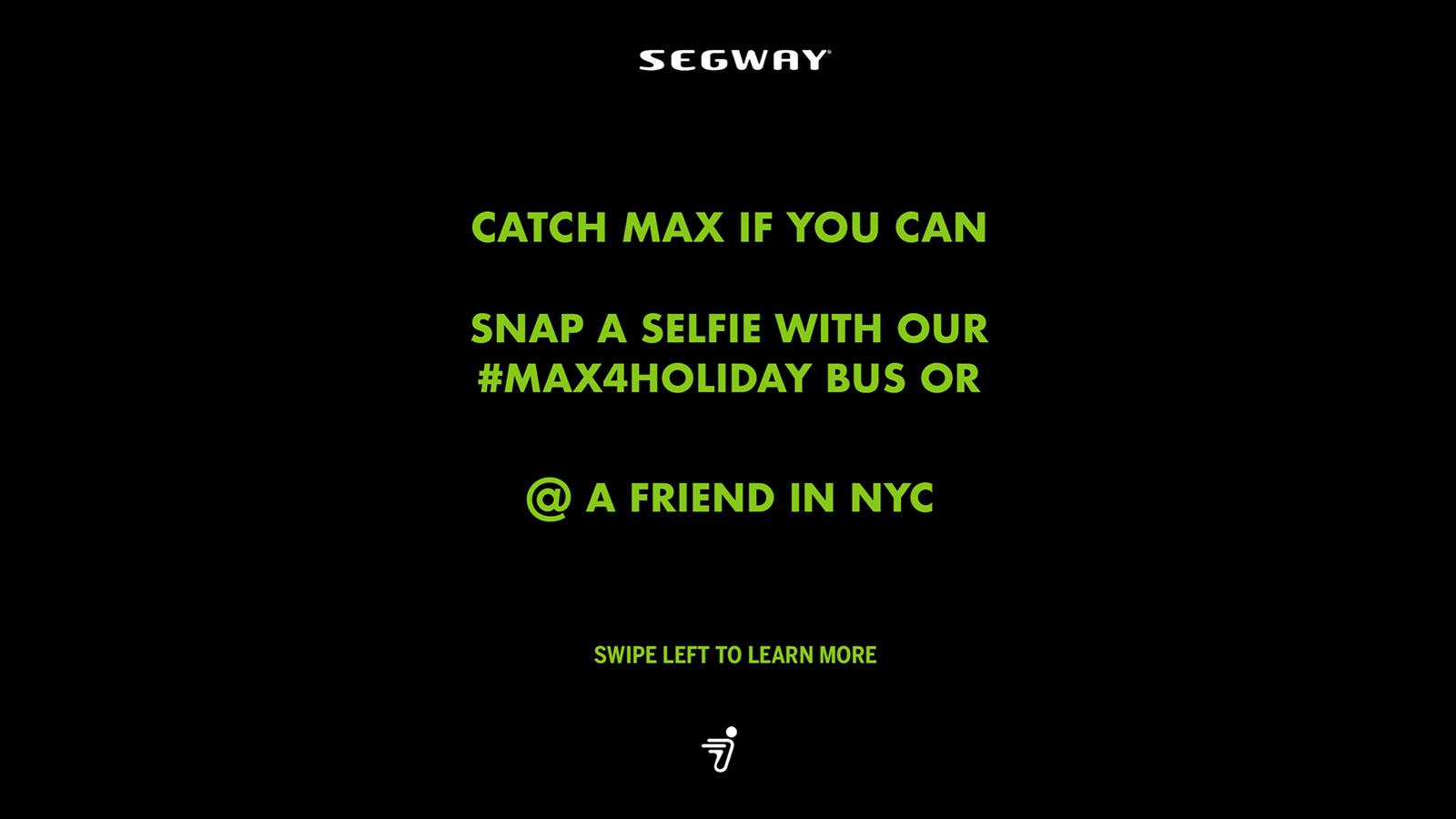 #MAX4Holiday: Catch MAX if you can